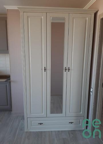 Шкаф 2000х600х2200 с зеркалом