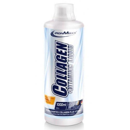 Жидкий коллаген Collagen IronMax Liquid 1 литр
