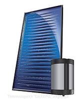 Солнечные коллектора Meibes (Германия) и трубы системы InoFlex&FixLock