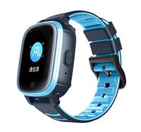 "Дитячий розумний годинник SUNROZ A80 смарт-годинник 1.4"" GPS LBS 4G SOS Блакитний (SUN6589)"
