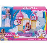 Набор Barbie Dreamtopia Замок русалочек Челси FXT20, фото 9