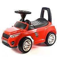 Детская машинка-каталка (Красный)