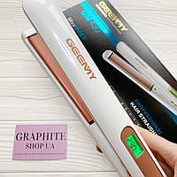 Профессиональная плойка  - выпрямитель для волос Geemy GM-430