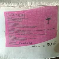 В продажу поступил Гипс строительный Г-5, 30 кг PLATO.