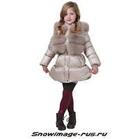 Пуховик SnowImage SIDY-B639 для девочек 110-116
