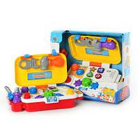 Игровой набор для мальчиков M 1361 U/R Говорящий чемоданчик