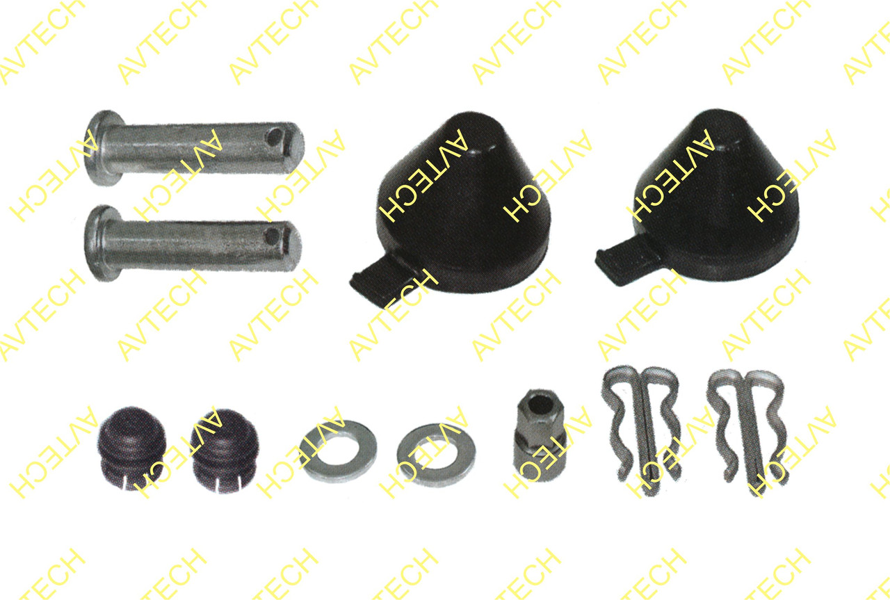 Рем.комплект тормозной колодки K0038
