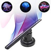 3D голографический вентилятор SACA 224 светодиода проекция 42см голограмма проектор объемная графика пульт