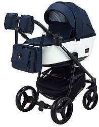 Детская коляска универсальная 2 в 1 Adamex Barcelona BR203 (Адамекс Барселона, Польша)