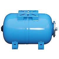 Гидроаккумулятор водоснабжения 100л горизонтальный