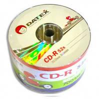 Диск CD-R DATEX 52х700Mb Bulk 50
