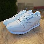 Мужские кроссовки Reebok Classic (белые) 1986, фото 8