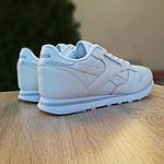 Мужские кроссовки Reebok Classic (белые) 1986, фото 3