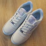 Мужские кроссовки Reebok Classic (белые) 1986, фото 4