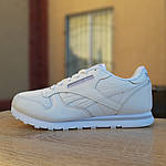 Мужские кроссовки Reebok Classic (белые) 1986, фото 7
