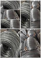 Проволока ф3,5мм термически обработанная (вязальная, мягкая) оцинкованная