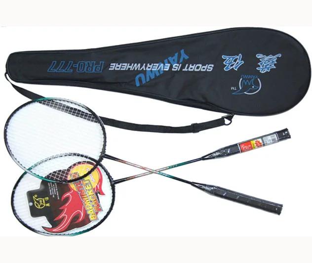 Бадминтон 2 шт Yanwu Pro-777 набор ракеток для отдыха на природе