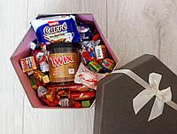 """Подарочный набор сладостей в коробке """"Mega Box"""""""