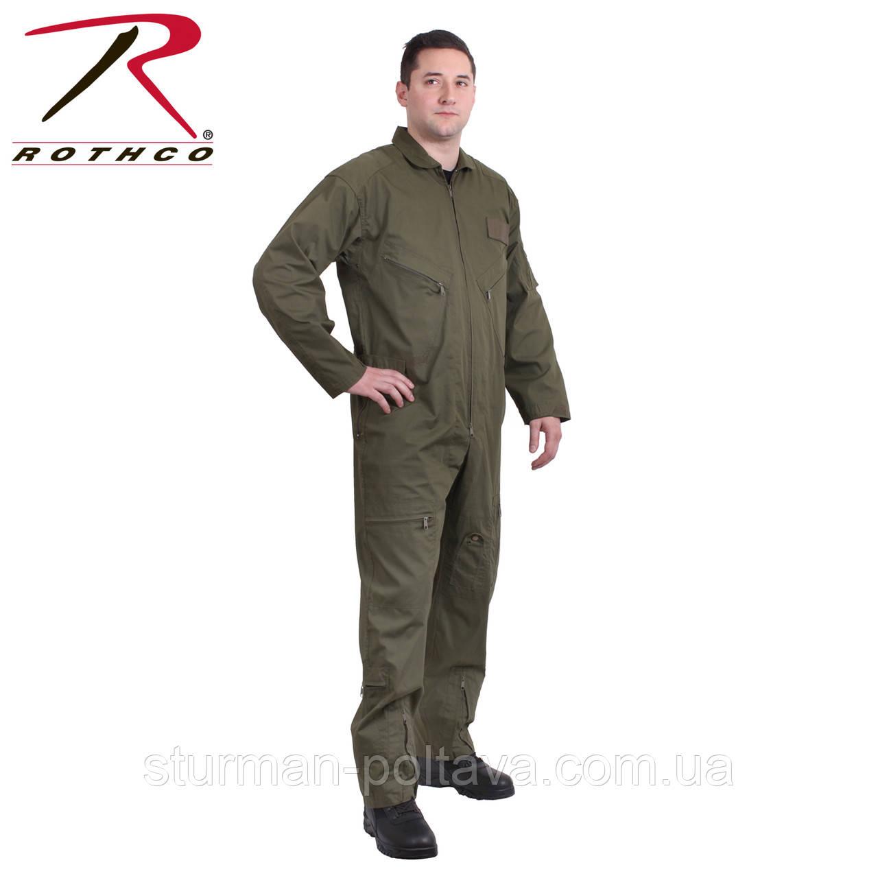 Комбинезон лётчика  ВВС США   AIR FORCE цвет олива   ROTCHO США