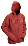 Куртка флисовая с капюшоном Norfin HOODY RED (71100)