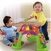 Детский игровой столик с лабиринтами