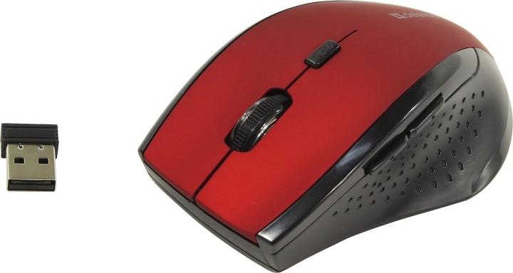 Миша Defender Accura MM-365 Red (52367)