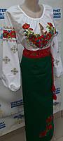 """Вишитий  сценічний  костюм """"Тіная"""", фото 1"""