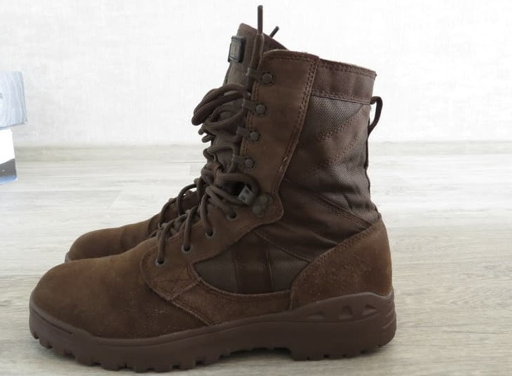 Берцы Magnum Scorpion Desert Patrol Brown Male 1 сорт