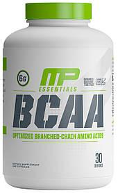 BCAA 3:1:2  MusclePharm (240 капс.)