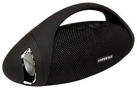 Портативная колонка HOPESTAR H37 ORIGINAL Bluetooth 23х10.5 см Черный