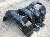 Подкрылки (защита колесных арок) на Ваз 21099