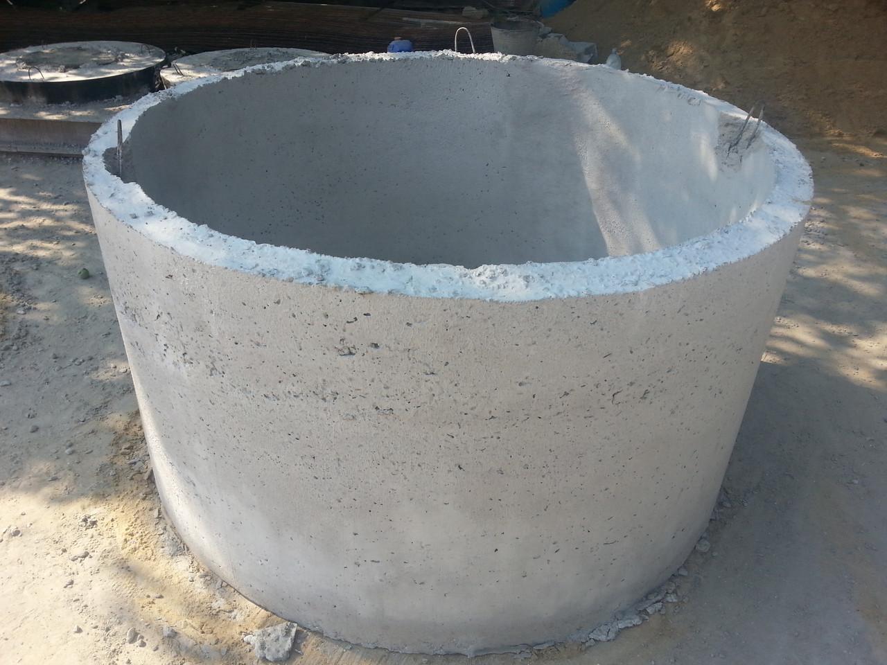 Кольца диаметр 1000 для колодцев и канализации; железобетонные кольца в Одессе