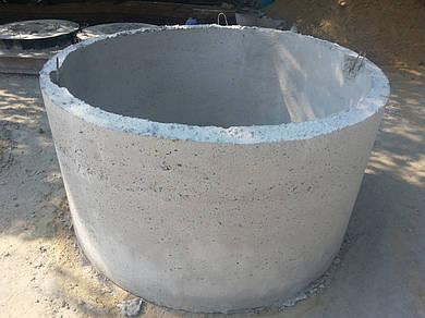 Кольца диаметр 1500 для колодцев и канализации; железобетонные кольца в Одессе