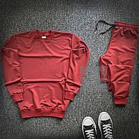 Спортивный костюм мужской Classic x red   весенний осенний ТОП качество, фото 1