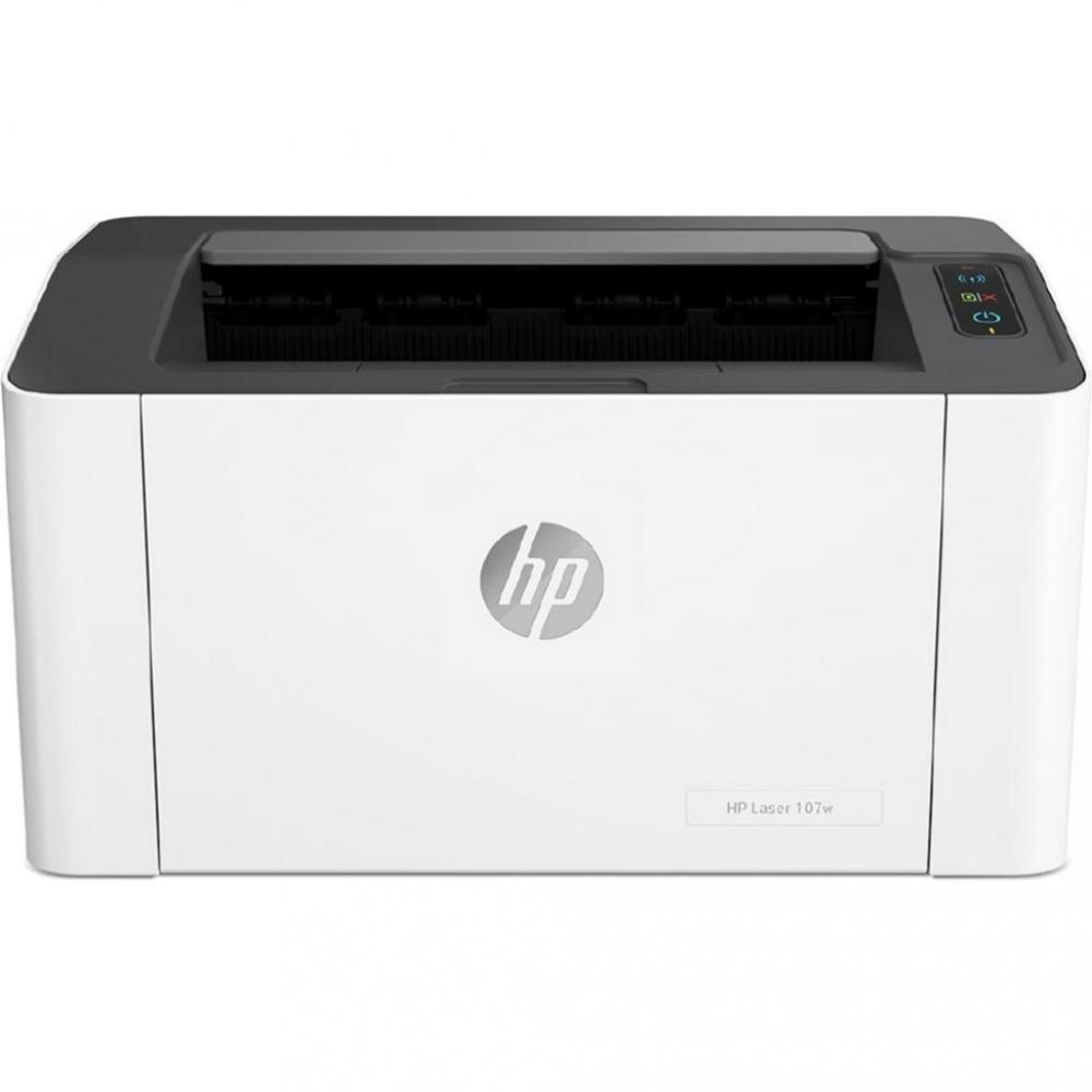 Принтер HP LaserJet M107w + Wi-Fi (4ZB78A)