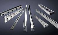 Производство ножей для пресс-ножниц по металлу