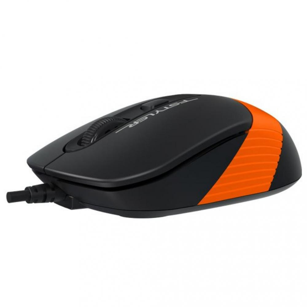 Мышь A4 Tech FM10 (Orange)