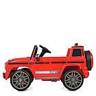 Детский электромобиль Mercedes Benz M 4179EBLR-3 красный, фото 5