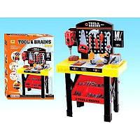 Игровой набор инструментов с верстаком M 0447 U/R ТМ Limo Toy