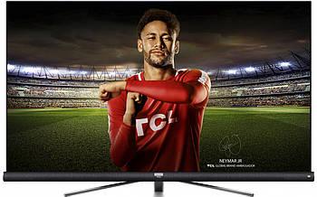Телевизор TCL 55DC760  (PPI 1700 / Ultra HD / 4K / Android TV / JBL / Wi-Fi / DVB-C/T/S/T2/S2)