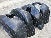 Подкрылки (защита колесных арок) на Ваз 2115 Самара
