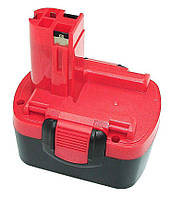 Аккумулятор для шуруповерта Bosch 2607335534 1.3Ah 14.4V красный