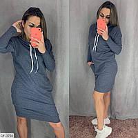 """Плаття-туніка жіноче спортивне мод. 210 (42-46) """"INNA"""" недорого від прямого постачальника"""