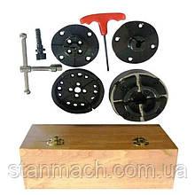 Holzstar PRO 4-кулачковый токарный патрон для токарных станков по дереву