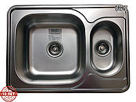 Кухонная мойка GALATI Fifika 1.5C Textură