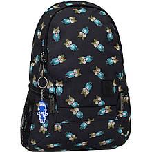Рюкзак женский 20 л молодежный Bagland Urban Бурундуки