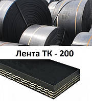 Лента конвейерная ТК-200 500*5, 5/2 ГОСТ 20-85