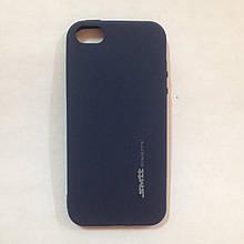 Чохол для iPhone 5/5s/SE SMTT Blue
