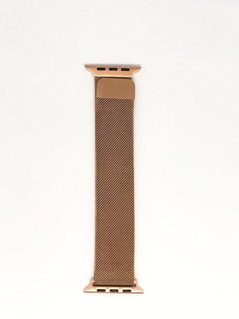 Миланская петля Apple watch 38/40 mm - №10, ремешок, металлический