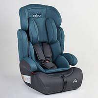 Детское автокресло универсальное JOY 82406 Синий, группа 1/2/3, от 9-36 кг
